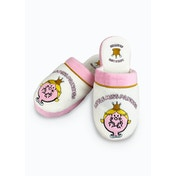 Mr Men & Little Miss - Miss Princess Slippers UK Size 5-7