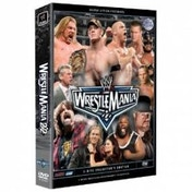 WWE Wrestlemania XXII (3 Disc Box Set) [DVD] [DVD] (2006) Wwe