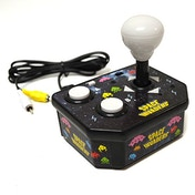 Space Invaders TV Arcade Plug and Play Joystick