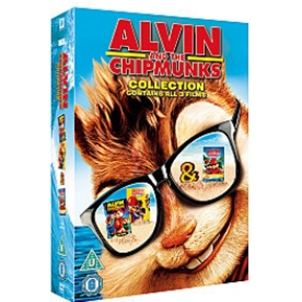 Alvin & The Chipmunks Collection DVD