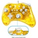 PDP Rock Candy Wired Nintendo Switch Controller YELLOW - Image 4