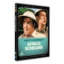 Abbott And Costello Africa Screams In Colour DVD