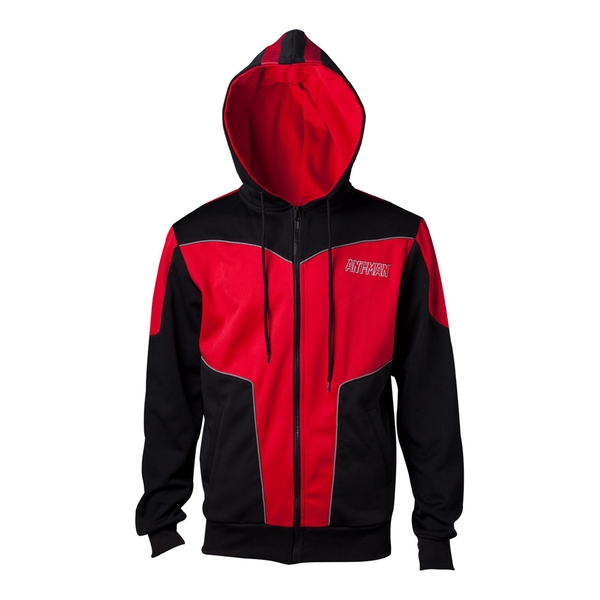 Marvel Comics - Ant-Man Suit Men's Large Hoodie - Black/Red