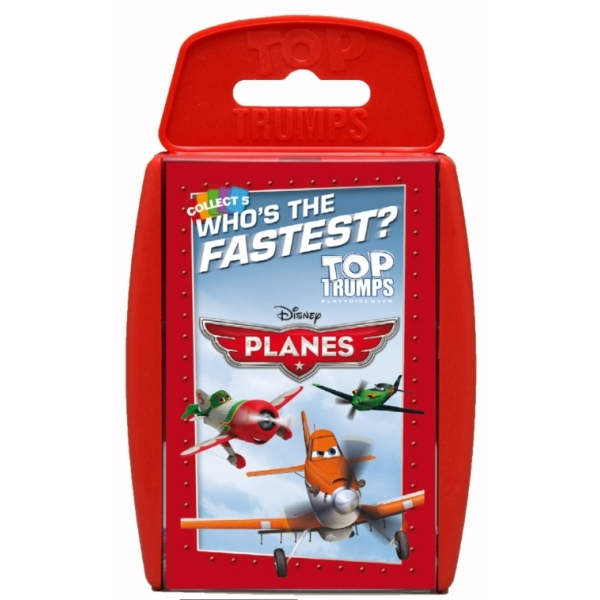 Top Trumps Disney Planes Edition