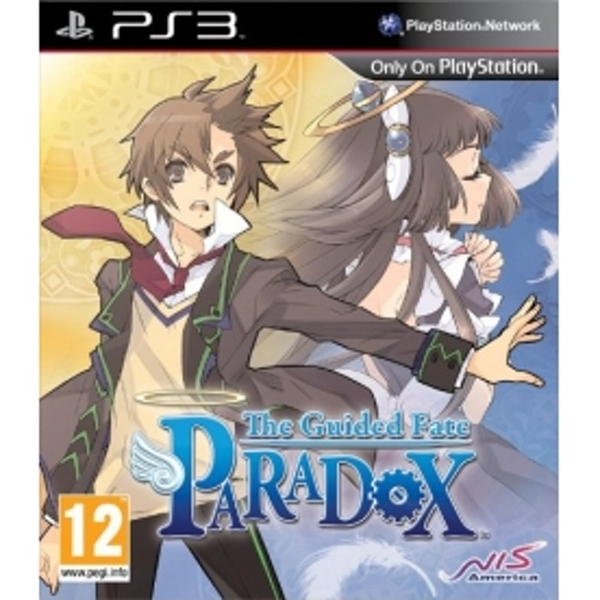 The Guided Fate Paradox Game PS3