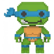 Leonardo (Teenage Mutant Ninja Turtles) Funko 8-Bit Pop! Vinyl Figure