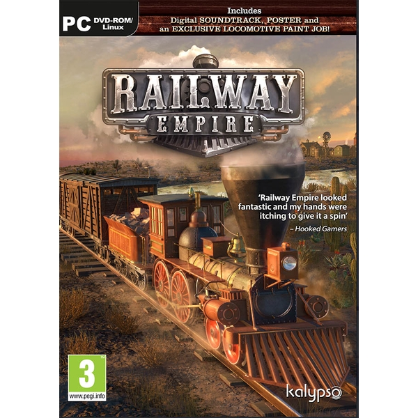 Railway Empire PC Game
