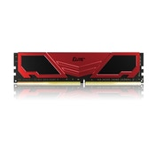 Team ELITE+ 8GB Red Heatsink (1 x 8GB) DDR4 2133MHz DIMM System Memory