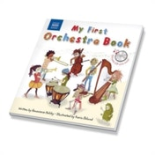 My First Orchestra Book by Genevieve Helsby (Mixed media product, 2014)