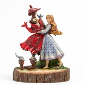 Disney Traditions Once Upon a Dream Carved by Heart Aurora