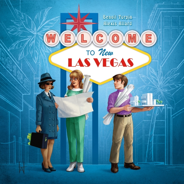 Welcome to New Las Vegas Board Game