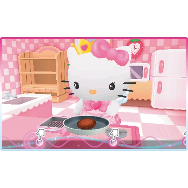 Hello Kitty And Friends Rocking World 3DS Game - Image 2