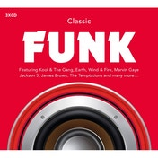 Various Artists - Classic Funk CD