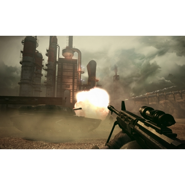 Frontlines Fuel Of War Game PC - Image 2