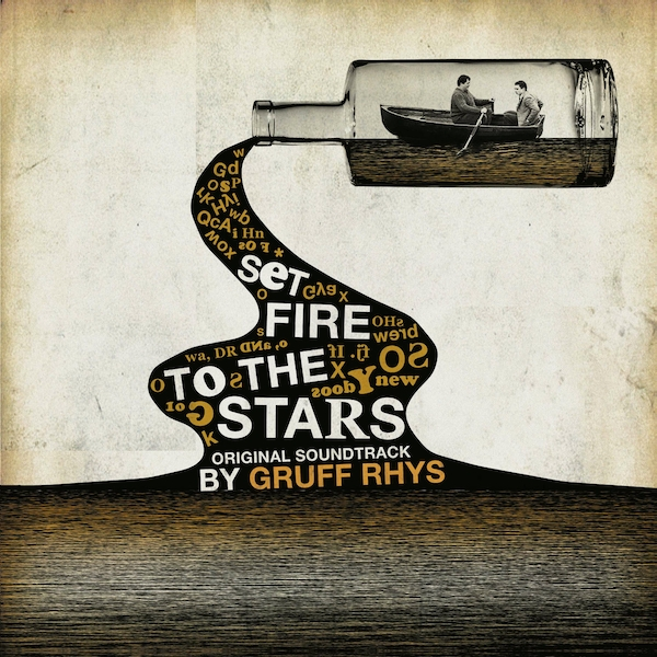 Gruff Rhys - Set Fire To The Stars Vinyl
