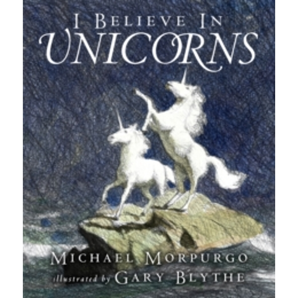 I Believe in Unicorns Paperback / softback