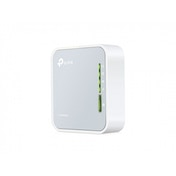 TP-LINK TL-WR902AC Dual-band (2.4 GHz / 5 GHz) Fast Ethernet 3G 4G White UK Plug