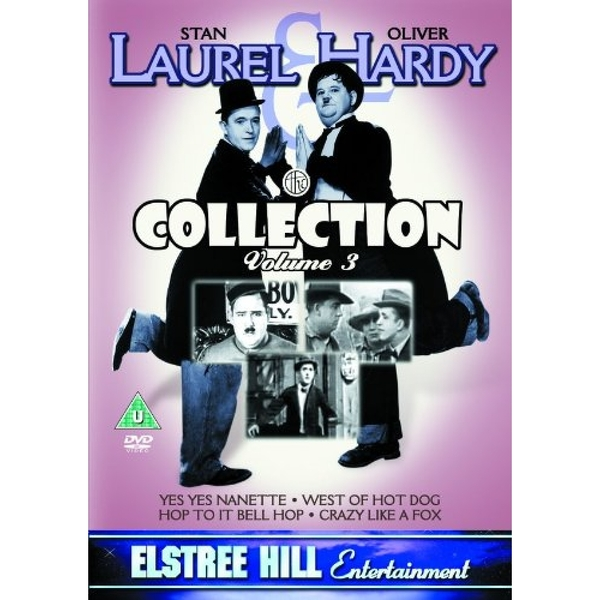 Laurel And Hardy Collection - Vol. 3 DVD