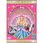 Barbie - The Island Princess DVD