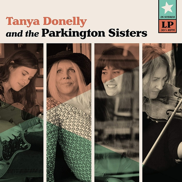 Tanya Donelly And The Parkington Sisters ‎- Tanya Donelly And The Parkington Sisters CD