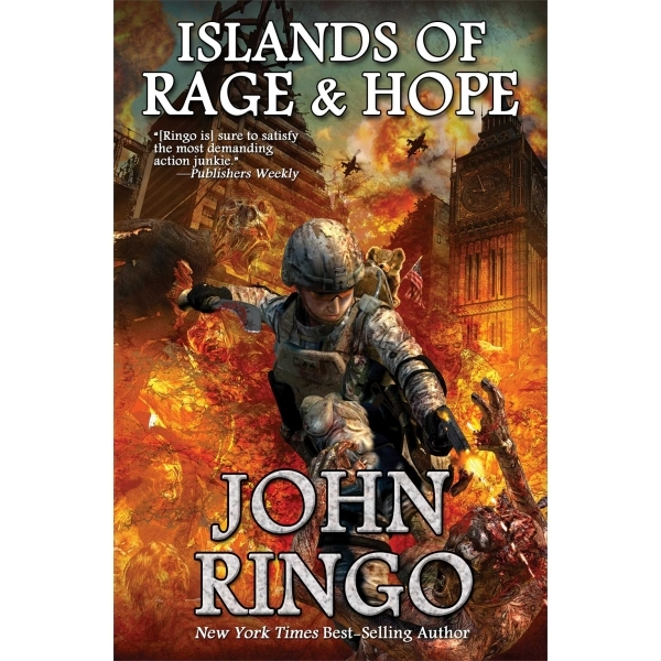 Islands Of Rage And Hope Hardcover