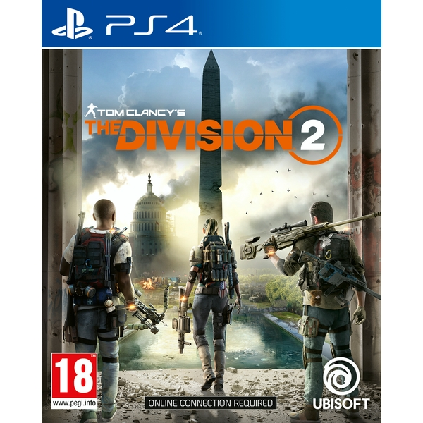 The Division 2 PS4 Game - Image 1