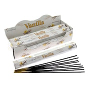 Vanilla (Pack Of 6) Stamford Hex Incense Sticks