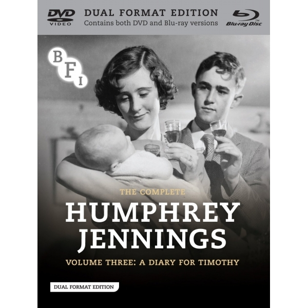 The Complete Humphrey Jennings Volume 3 A Diary for Timothy Blu-Ray & DVD