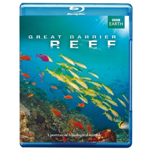 Great Barrier Reef Blu-ray