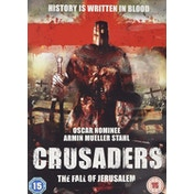 Crusaders - The Fall Of Jerusalem DVD