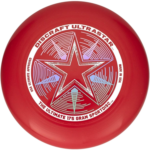 Dark Red Ultrastar Discraft Disc