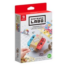 Nintendo Labo Customisation Set for Nintendo Switch