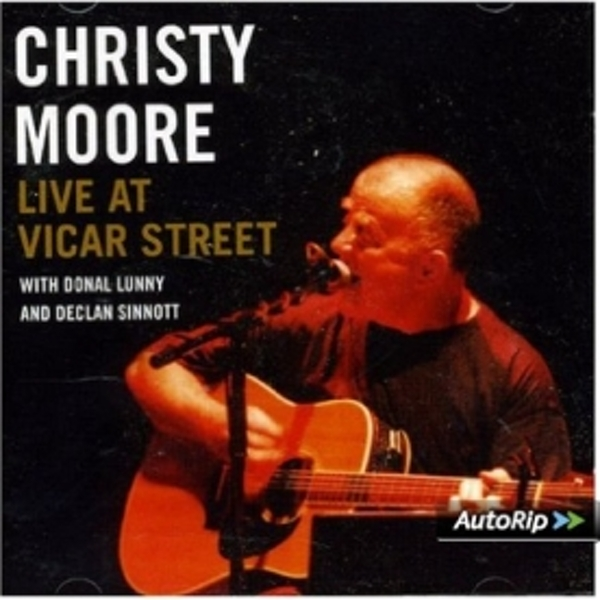 Christy Moore - Christy Moore Live At Vicar Street CD