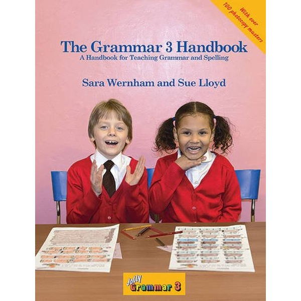 The Grammar 3 Handbook In Precursive Letters (British English edition) Spiral bound 2012