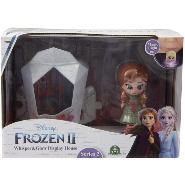 Frozen 2 - Whisper & Glow Display House Playset (Anna Wave 2)