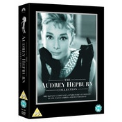 Audrey Hepburn Collection DVD