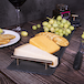 Slate Serving Platter with Handles | M&W Gold - Image 4
