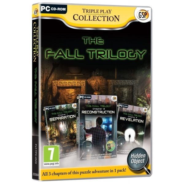 Triple Play Collection Fall Trilogy Game PC