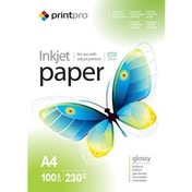 ColorWay Glossy A4 230gsm Photo Paper 100 Sheets