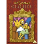 Simpsons: Sex Lies & Simpsons DVD