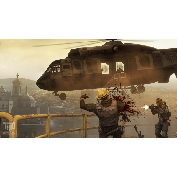 Army of Two The Devils Cartel Game Xbox 360 - Image 7