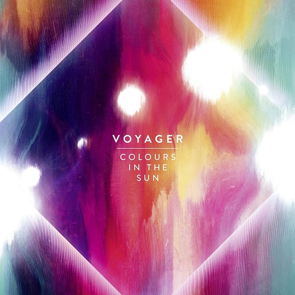 Voyager - Colours In The Sun Violet  Vinyl