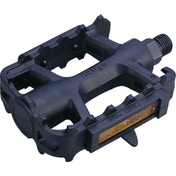 ETC Resin MTB Pedals Black 9/16