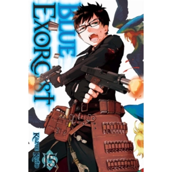 Blue Exorcist, Vol. 15 : 15