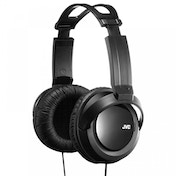 JVC Full-Size Over-Ear Stereo Headphones Black