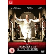 Madness Of King George DVD