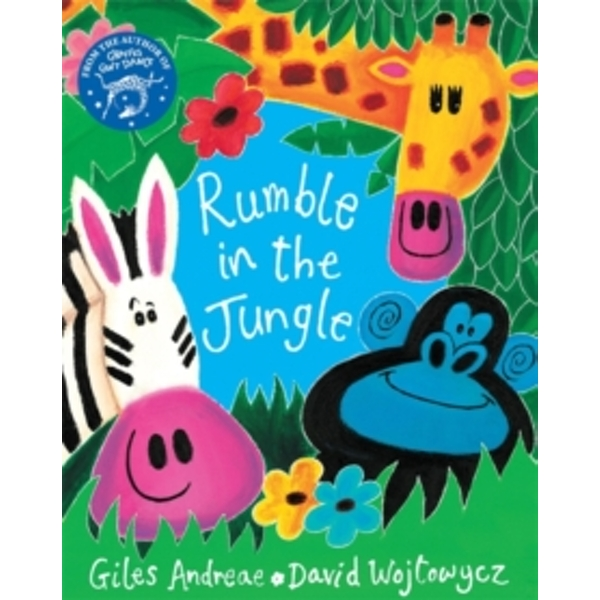 Rumble in the Jungle by Giles Andreae (Paperback, 1998)
