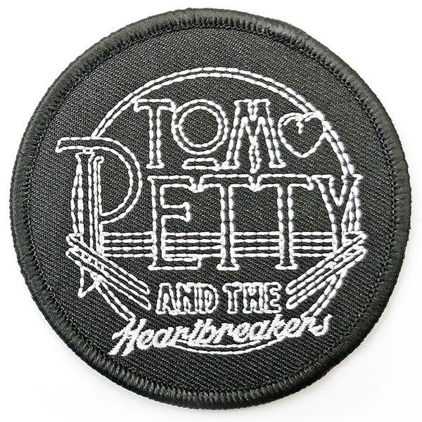 Tom Petty & The Heartbreakers - Circle Logo Standard Patch