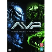 Alien Vs Predator & Aliens Vs Predator Requiem DVD