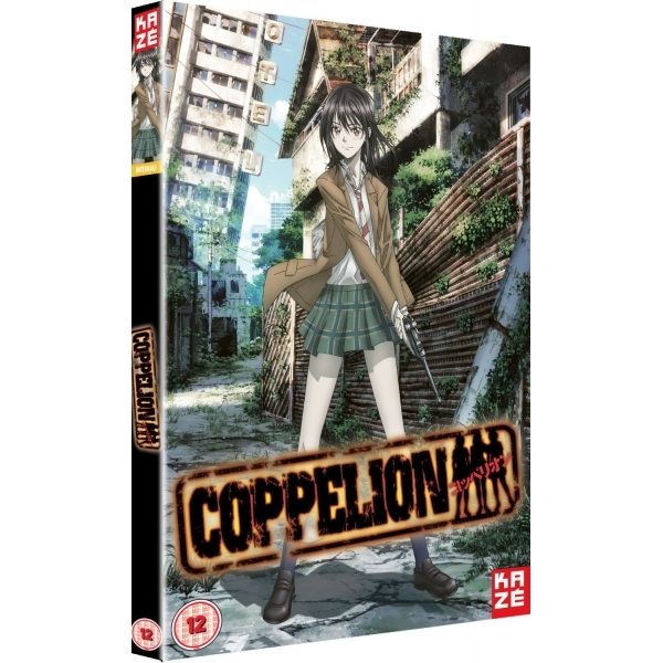 Coppelion: Complete Series Collection DVD